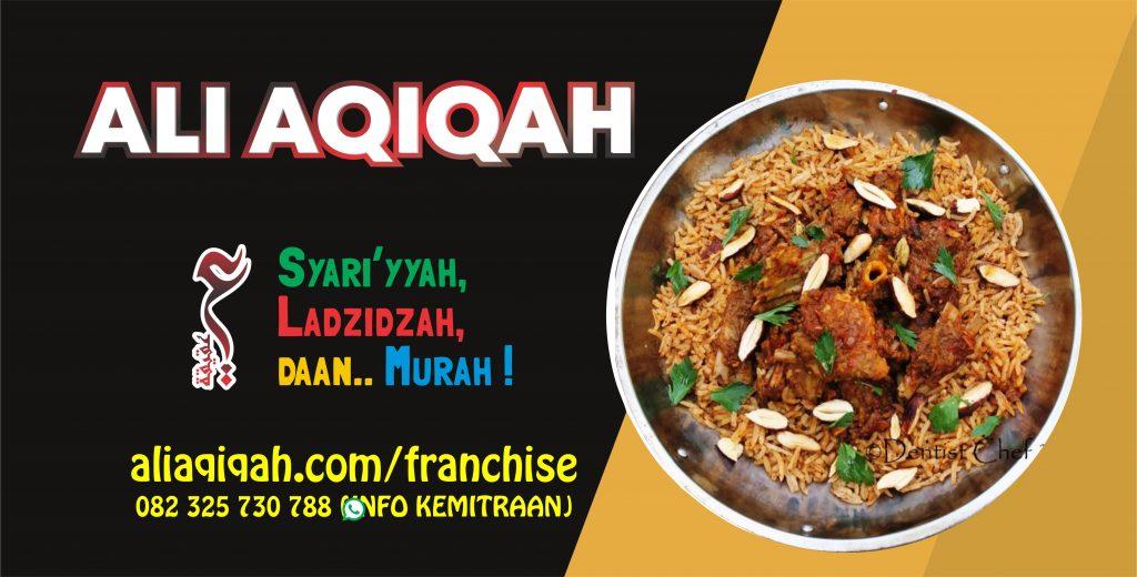 franchise aqiqah ali aqiqah